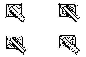 Four Swivel